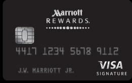 Chase Marriott Rewards