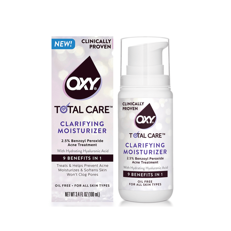 OXY® Total Care® Clarifying Moisturizer