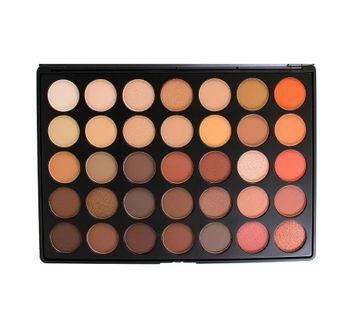 Morphe 35O - 35 Color Nature Glow Eyeshadow Palette