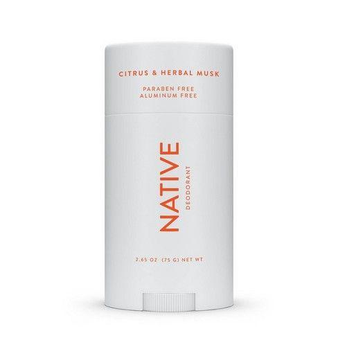 Native Citrus & Herbal Musk