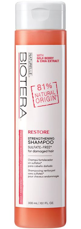 Biotera Natural Origin Restore Strengthening Shampoo