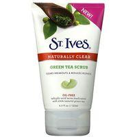 St. Ives Naturally Clear Green Tea Scrub
