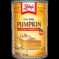 LIBBY'S® 100% Pure Pumpkin