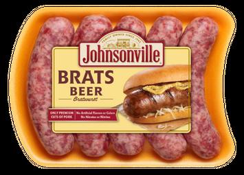 Johnsonville Beer 'n Brats
