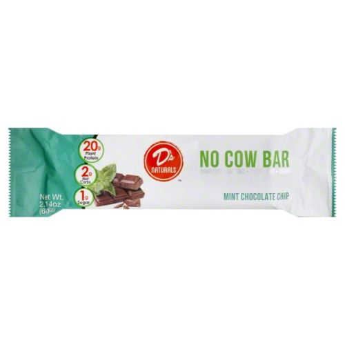 No Cow Mint Chocolate Chip 2.12oz