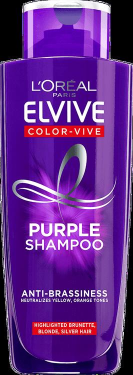 L'Oréal Paris Colour Protect Purple Shampoo 200ml
