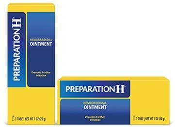 Preparation H® Ointment