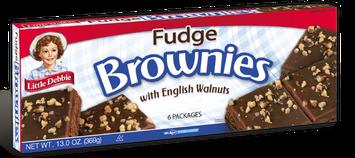 Little Debbie® Fudge Brownies With English Walnuts