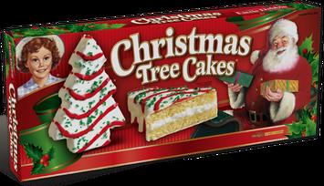 Little Debbie® Vanilla Christmas Tree Cakes