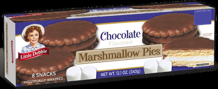 Little Debbie® Chocolate Marshmallow Pies