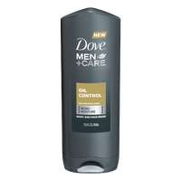 Dove Men+Care Oil Control Body And Face Wash