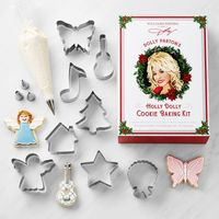 Williams Sonoma Dolly Parton Cookie Cutter Set