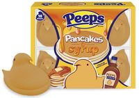 Peeps Pancakes & Syrup Flavored Marshmallow Chicks