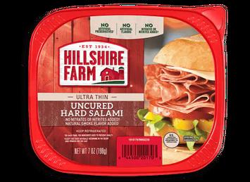 Hillshire Farm Ultra Thin Sliced Hard Salami