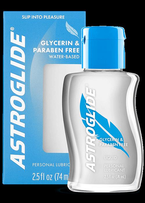 Astroglide Glycerin & Paraben Free Personal Lubricant