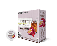Tierney's™ Iced Tea Co. Passion Fruit Raspberry