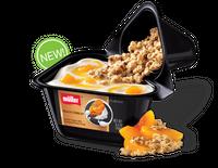 Muller® Yogurt Peach Cobbler