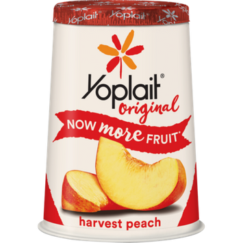 Yoplait® Original Harvest Peach Yogurt
