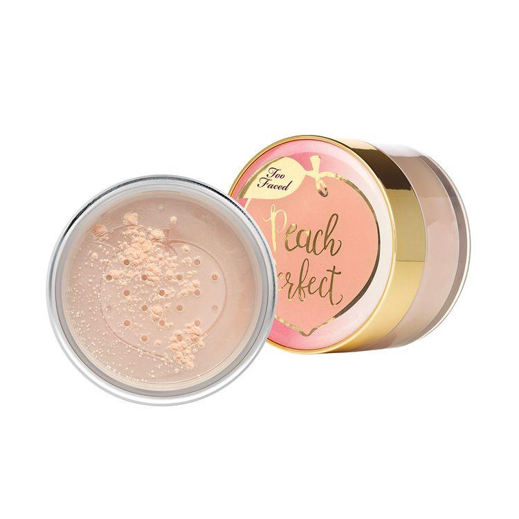 Too Faced Peach Perfect Mattifying Setting Powder