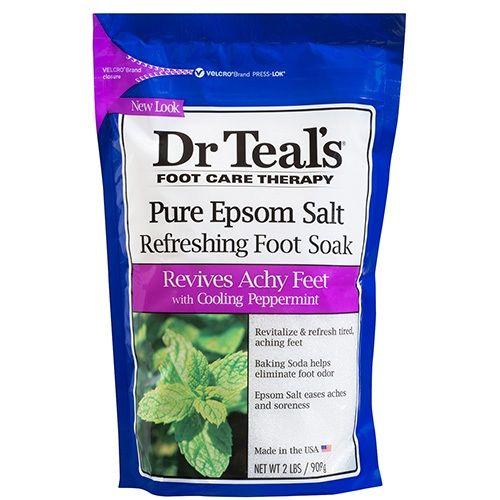 Dr.Teal's® Pure Epsom Salt Refreshing Foot Soak