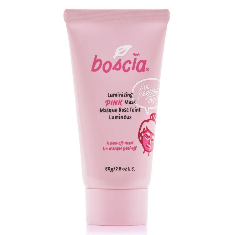 boscia Luminizing Pink Charcoal Mask