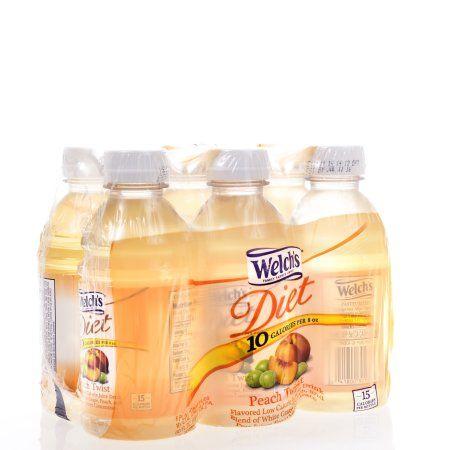 Welch's® Diet Peach Twist Juice Drink