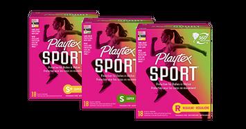 Playtex® Sport® Tampons