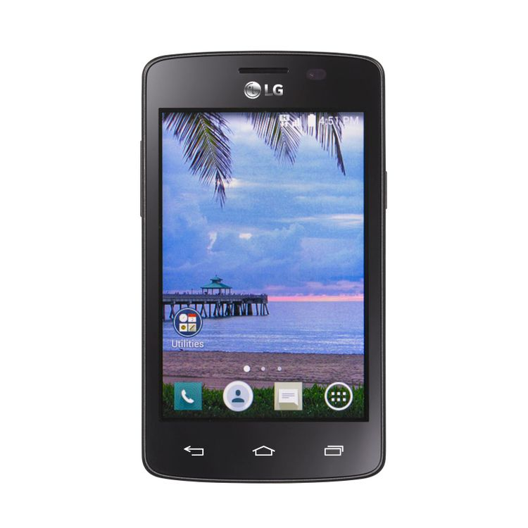 NET10 LG L15G Sunrise Smartphone - TRACFONE WIRELESS, INC.