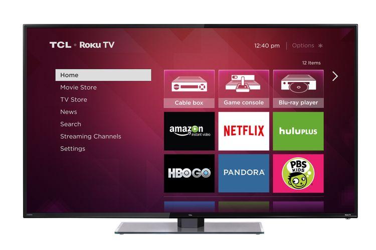 TCL Corporation 32S3700 Roku TV 32S3700 - 32 Class ( 31.5 viewable ) LED TV - Smart TV - 720p
