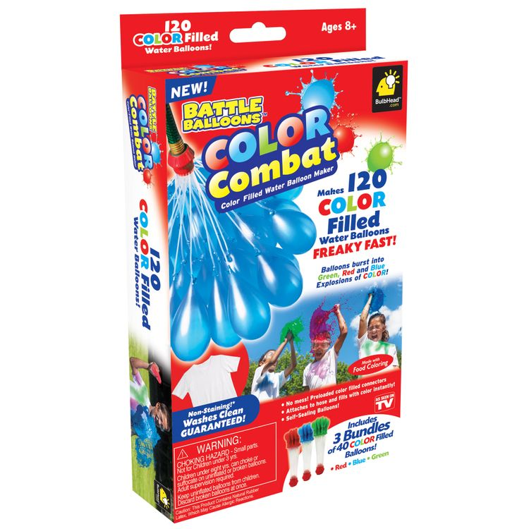 Color Burst Balloon Bonanza Water Balloon Maker