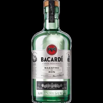 BACARDÍ® Gran Reserva Maestro De Ron Rum