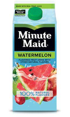 Minute Maid Watermelon
