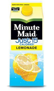 Minute Maid 15 Calorie Lemonade