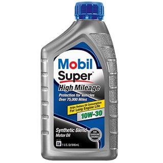 Mobil Super™ High Mileage 10W-30