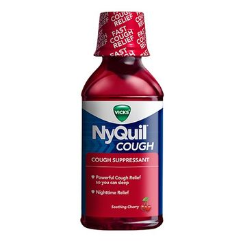 Vicks® NyQuil™ Cough Suppressant