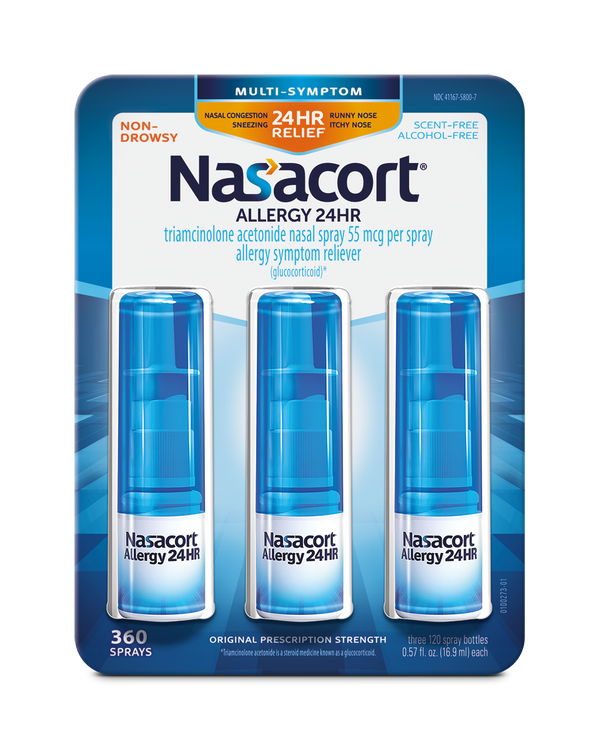 Nasacort Allergy 24HR