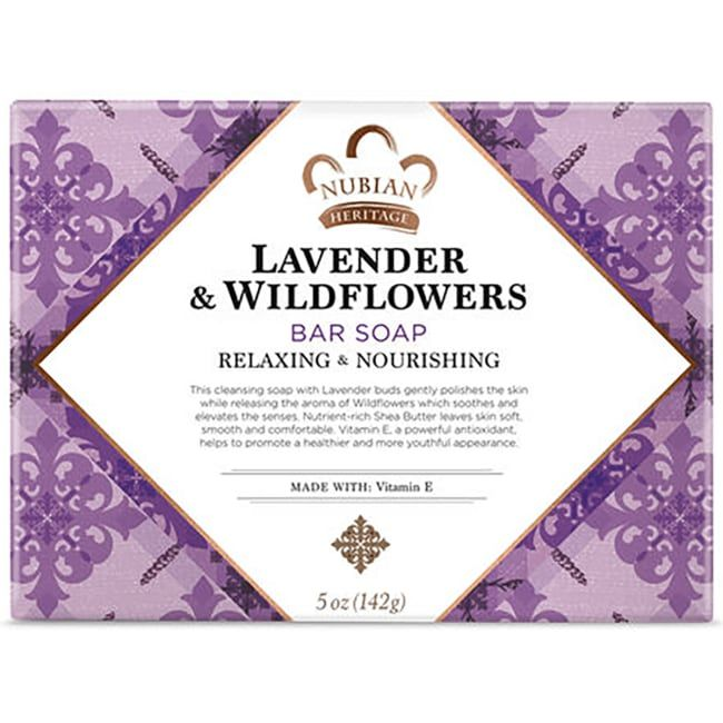 Lavender + Wildflowers Bar Soap