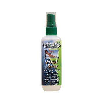 Foot Spray Deodorant Crystal
