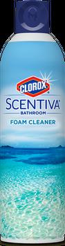 Clorox® Scentiva® Bathroom Foam Cleaner