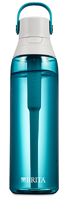 Brita Premium Filtering Water Bottle - Hard Sided Plastic