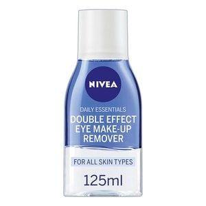 NIVEA Eye Make-Up Remover Double Effect, 125ml