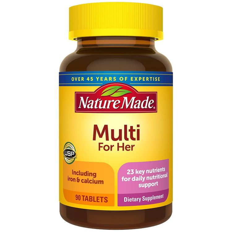 Nature Made Women's Multivitamin Tablets