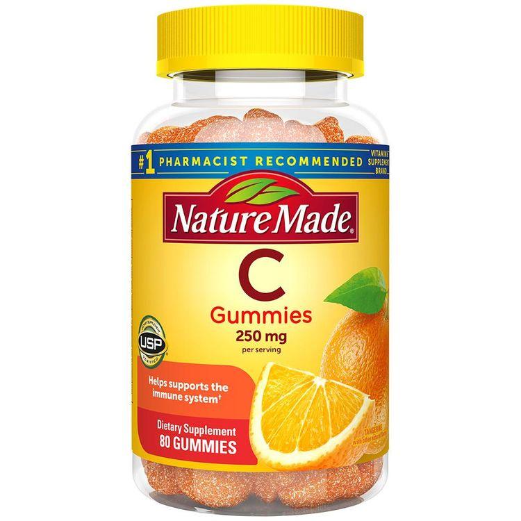 Nature Made Vitamin C 250 mg Gummies