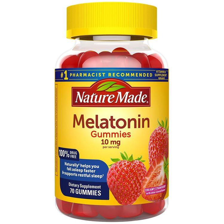 Nature Made Melatonin 10 mg Gummies