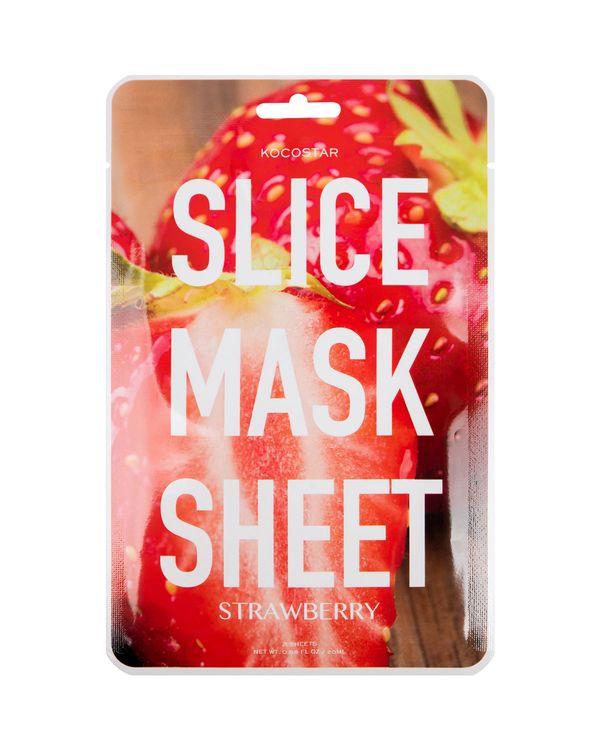 Kocostar Strawberry Slice Mask