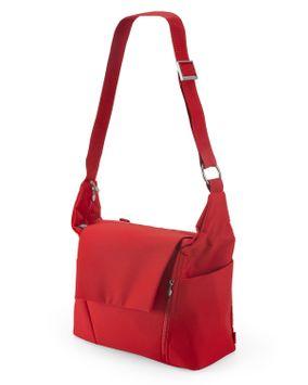 Stokke® Scoot V2 Stroller Changing Bag in Red