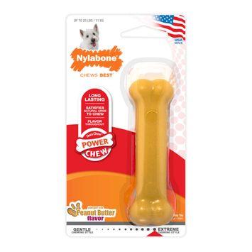 Nylabone Power Chew Peanut Butter Chew Toy