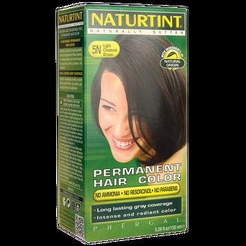 Permanent Hair Color - 5N Light Chestnut Brown