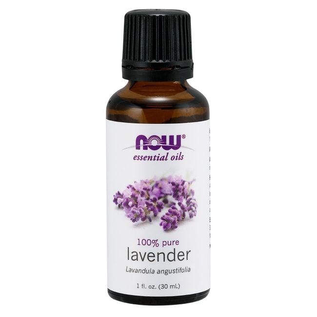 Slide: 100% Pure Lavender Oil