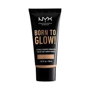 NYX Professional Makeup Born To Glow Foundation Medium Olive